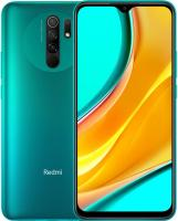 Смартфон Xiaomi Redmi 9 3/32GB Green (зеленый)