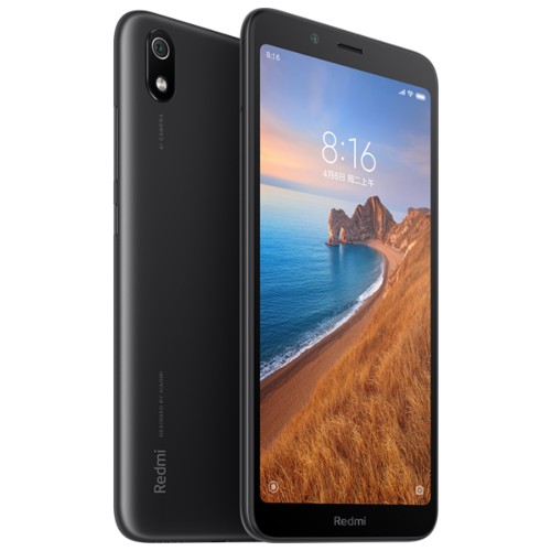 Смартфон Xiaomi Redmi 7A 2/32Gb черный