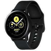 Часы Samsung Galaxy Watch Active черный