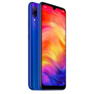 Смартфон Xiaomi Redmi Note 7 4/128gb Blue (синий)